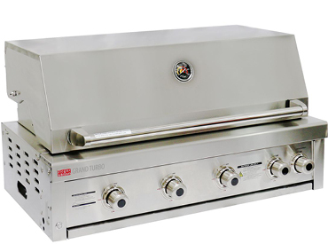 Ziegler & Brown Grand Turbo 4 Burner