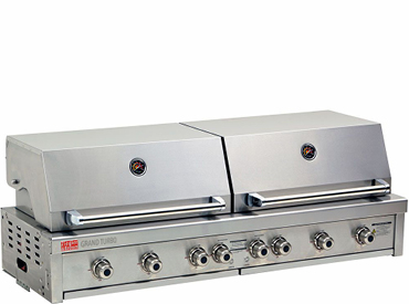 Ziegler & Brown Grand Turbo 6 Burner