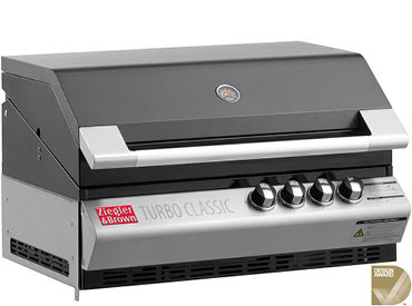 Ziegler & Brown Turbo Classic 4 Burner