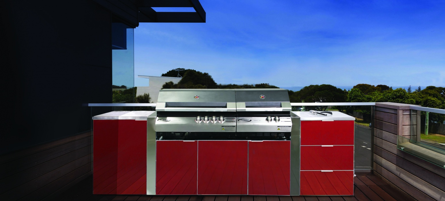 Outdoor Kitchens Alfresco Flamingo